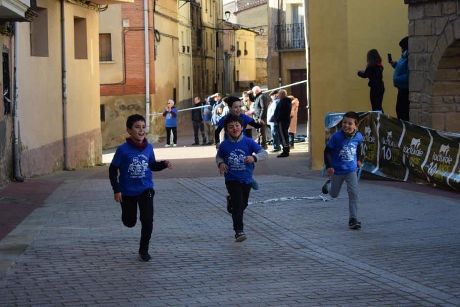 FOTOS: Rodezno, a la carrera contra el cáncer infantil 7