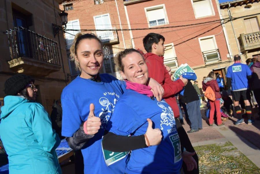 FOTOS: Rodezno, a la carrera contra el cáncer infantil 28