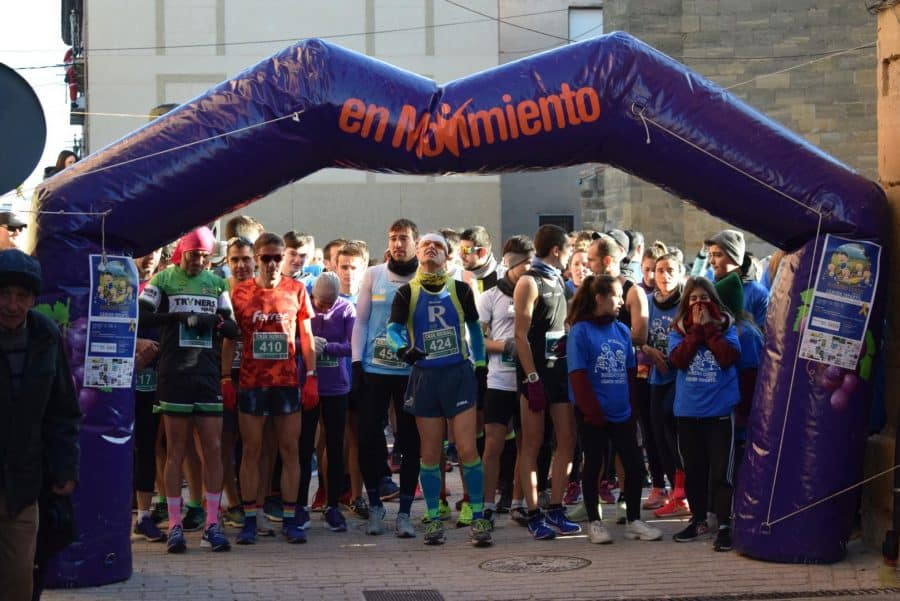 FOTOS: Rodezno, a la carrera contra el cáncer infantil 29
