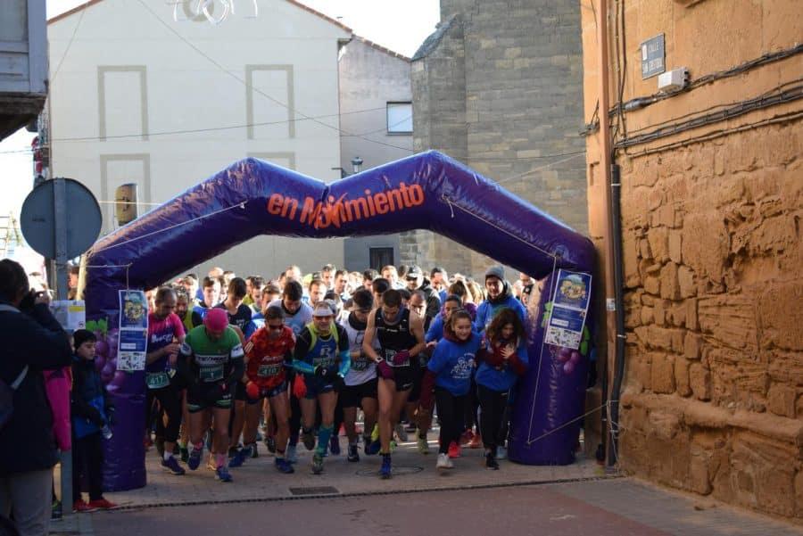 FOTOS: Rodezno, a la carrera contra el cáncer infantil 30