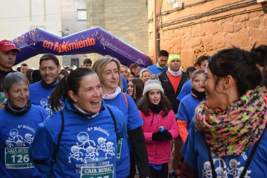 FOTOS: Rodezno, a la carrera contra el cáncer infantil 31