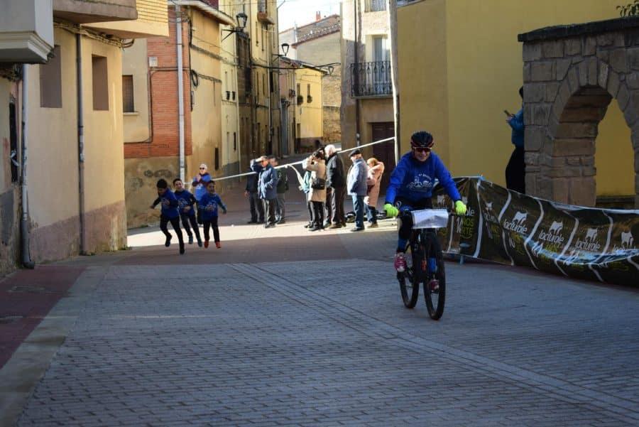 FOTOS: Rodezno, a la carrera contra el cáncer infantil 32