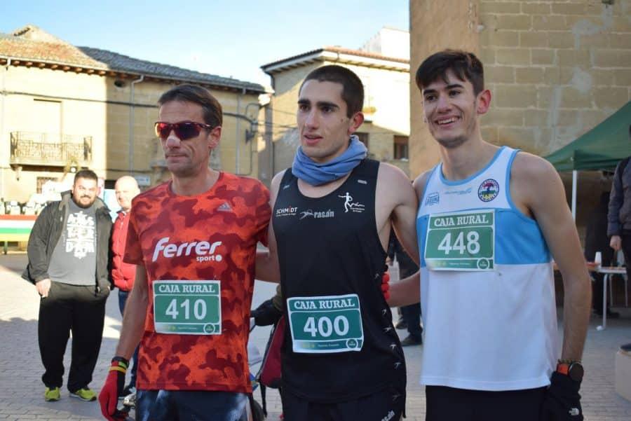 FOTOS: Rodezno, a la carrera contra el cáncer infantil 1