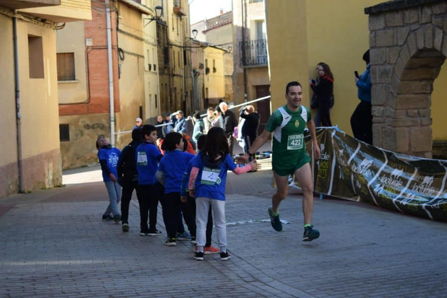 FOTOS: Rodezno, a la carrera contra el cáncer infantil 8