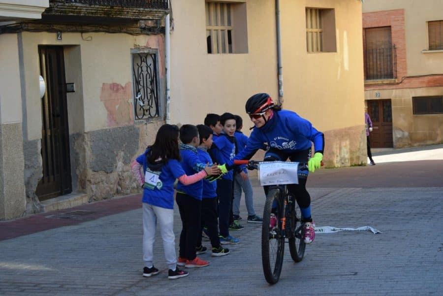 FOTOS: Rodezno, a la carrera contra el cáncer infantil 9
