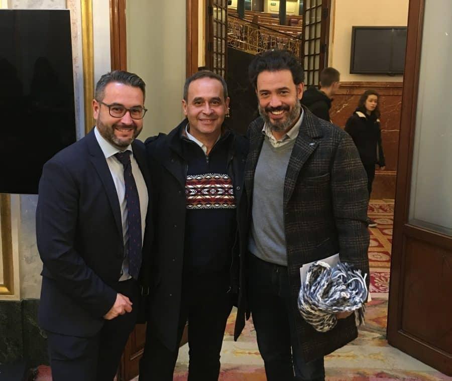 Estudiantes del IES Rey Don García de Nájera visitan el Congreso y el Senado 3