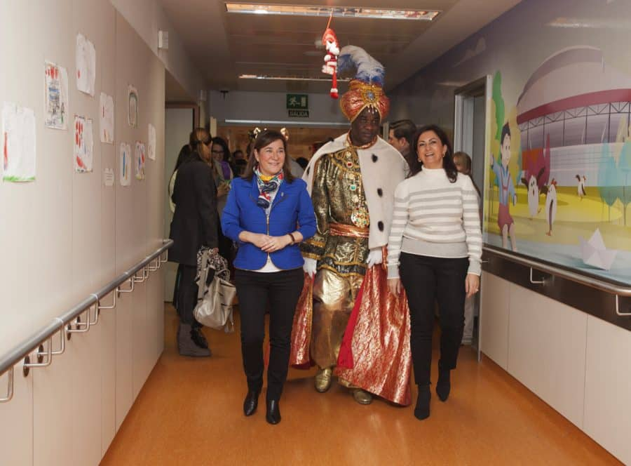 Los Reyes Magos llegan a La Rioja 7