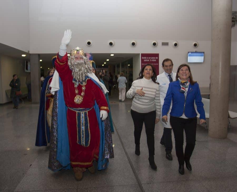 Los Reyes Magos llegan a La Rioja 3
