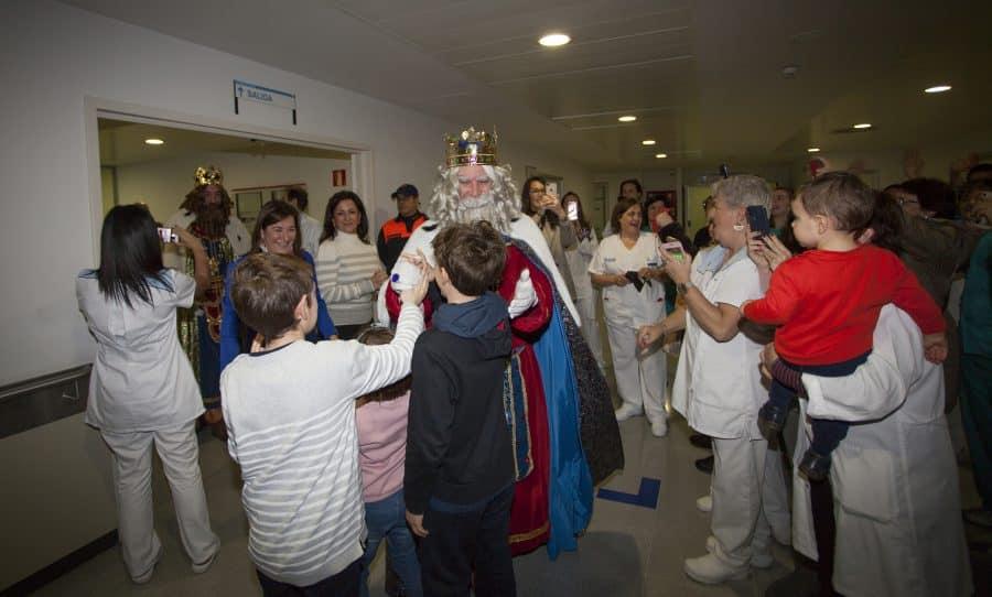 Los Reyes Magos llegan a La Rioja 2