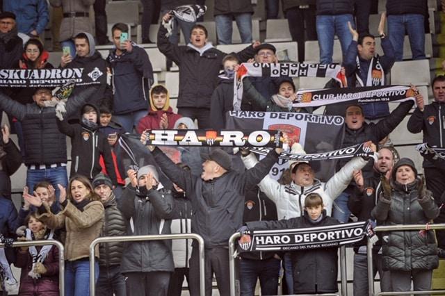 El Haro saca un valioso empate de Burgos 12