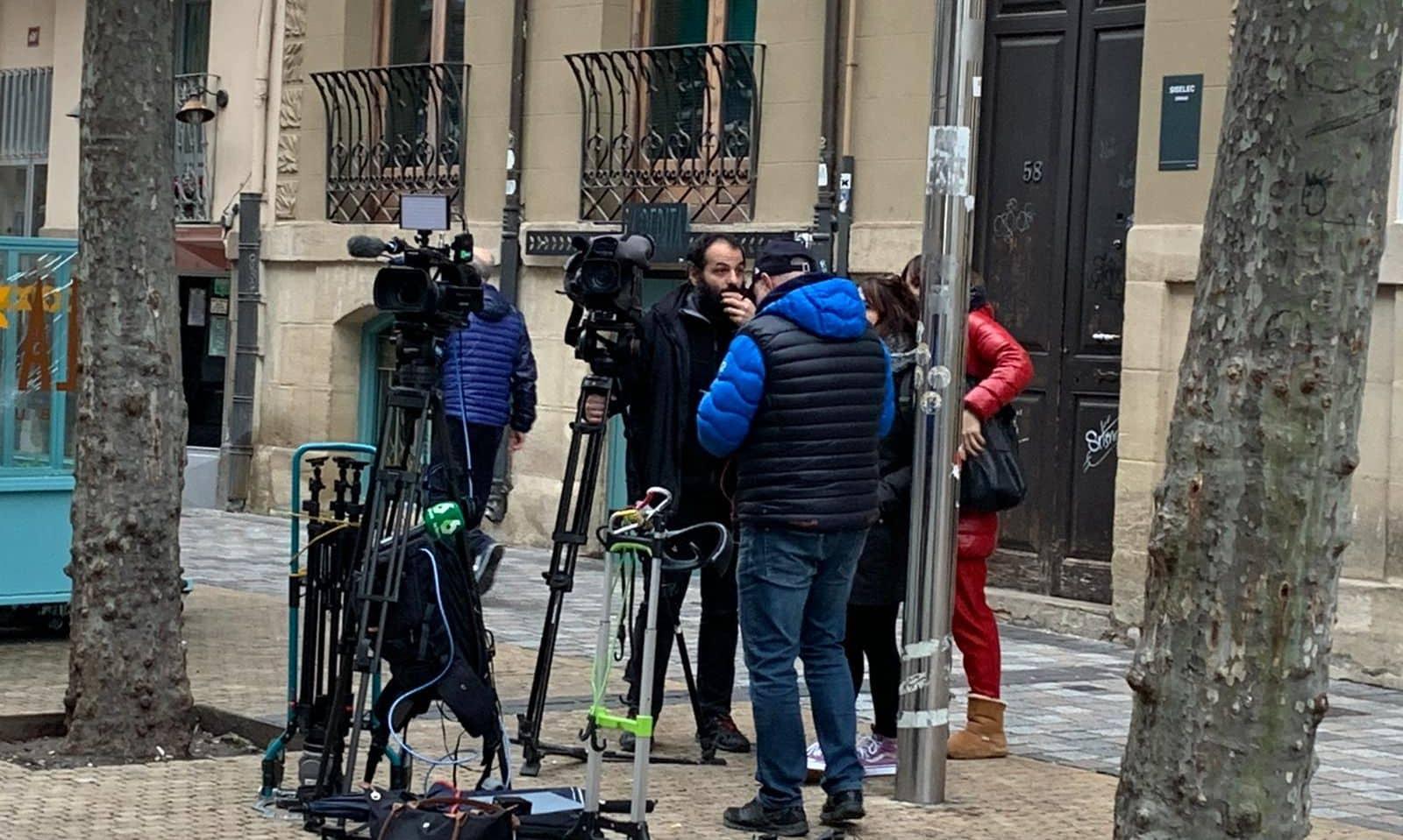 """El padre de la niña hallada muerta en un hotel de Logroño denunció en Haro la """"no entrega"""" de la menor 2"""