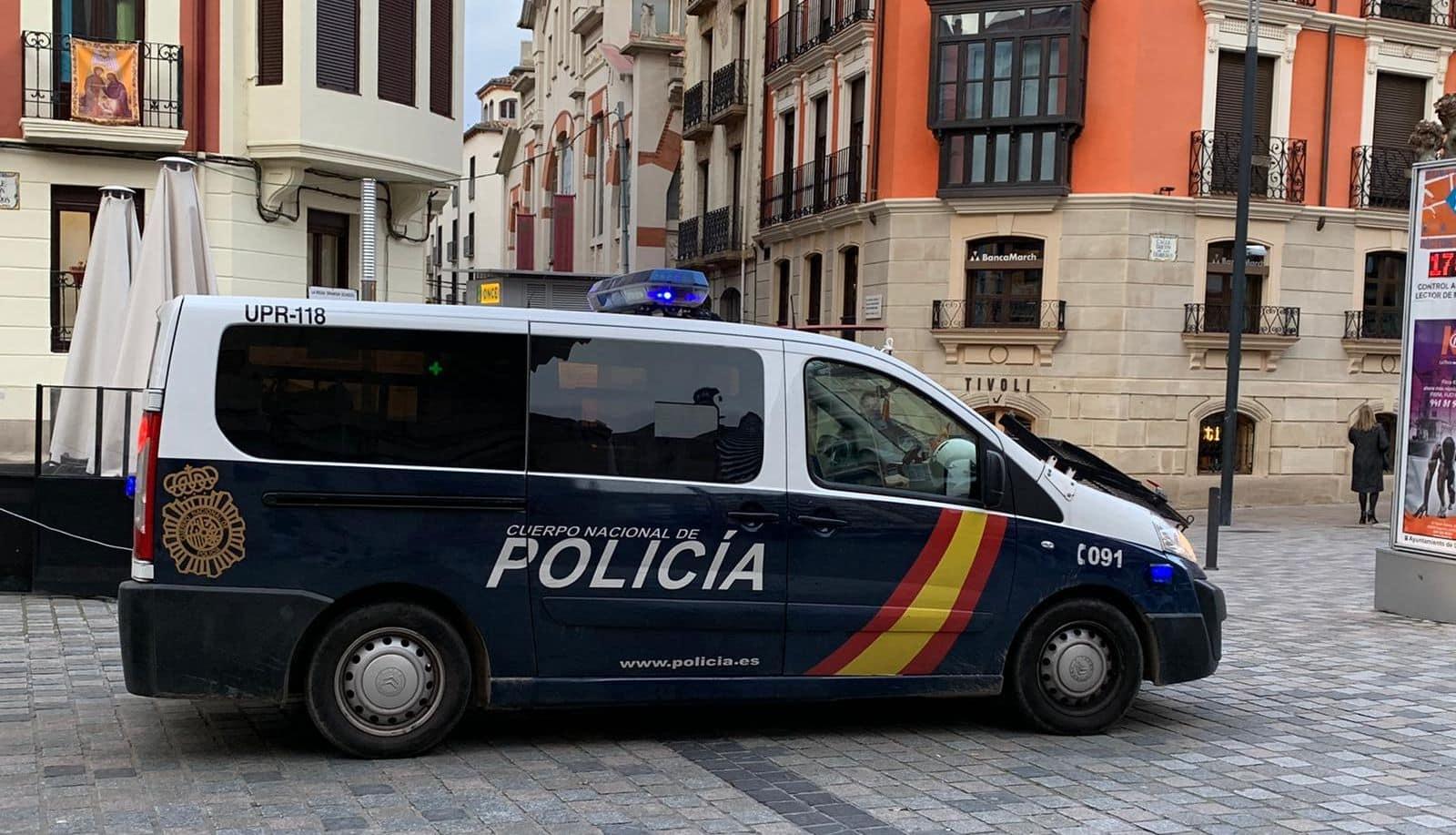 """El padre de la niña hallada muerta en un hotel de Logroño denunció en Haro la """"no entrega"""" de la menor 1"""