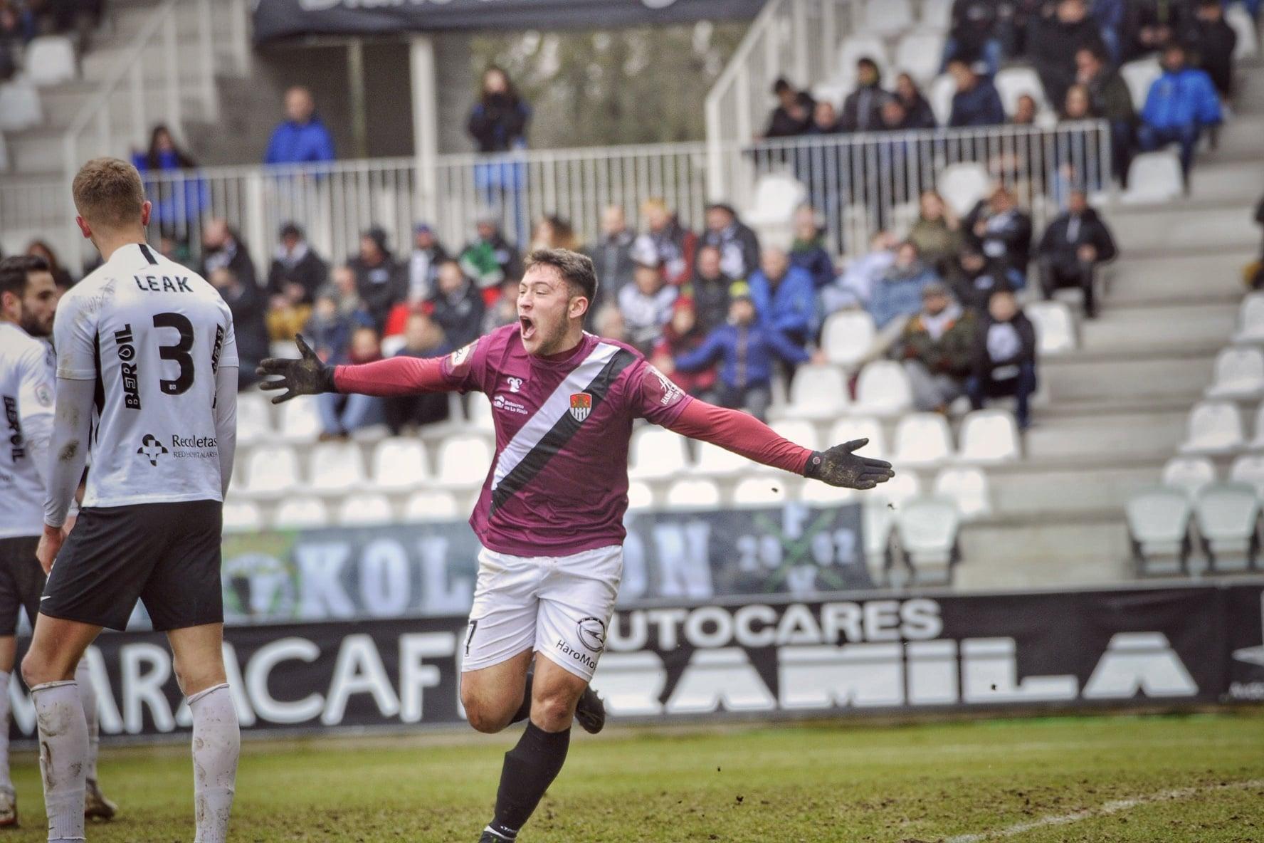 El Haro saca un valioso empate de Burgos 14