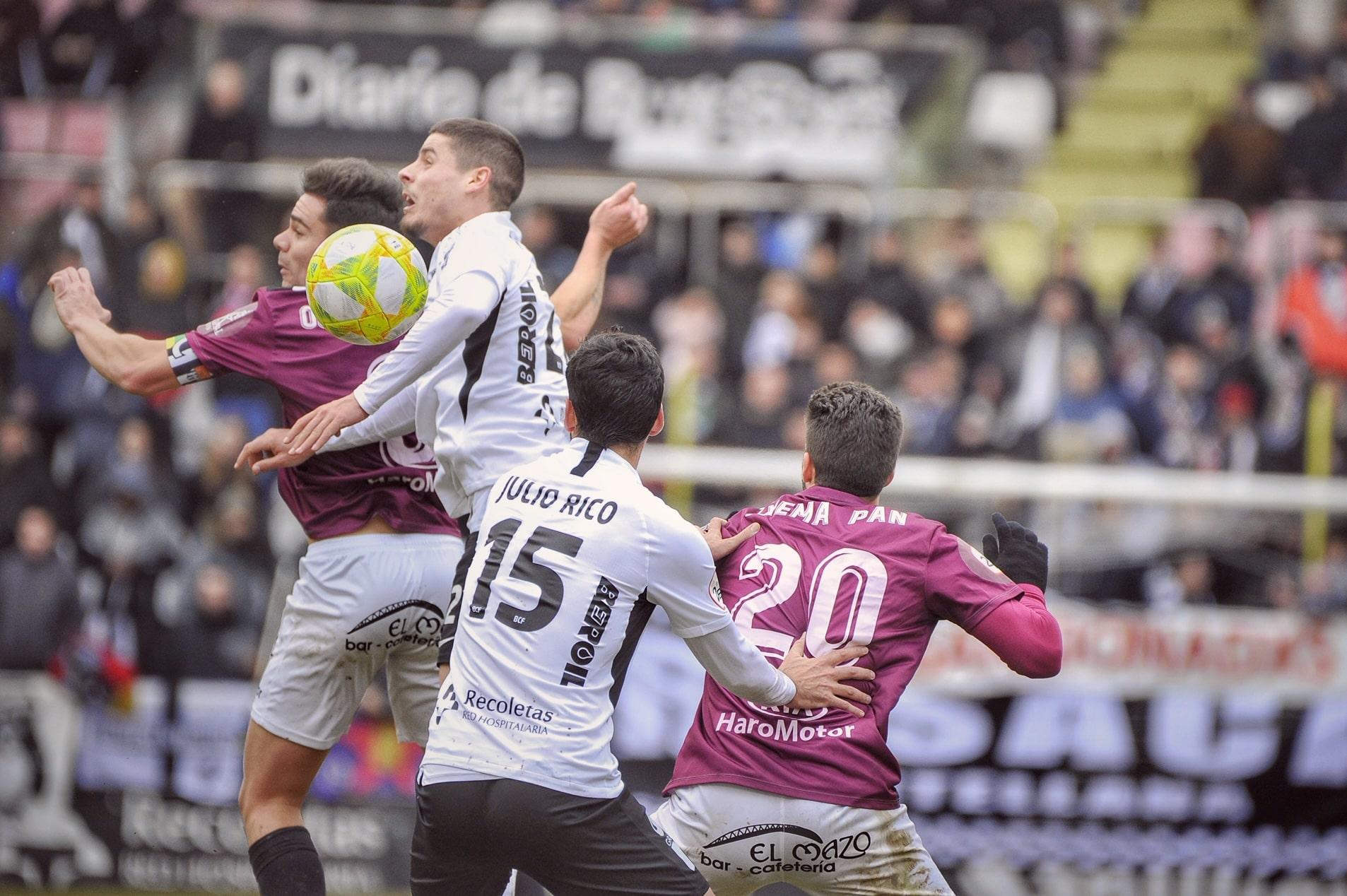 El Haro saca un valioso empate de Burgos 1