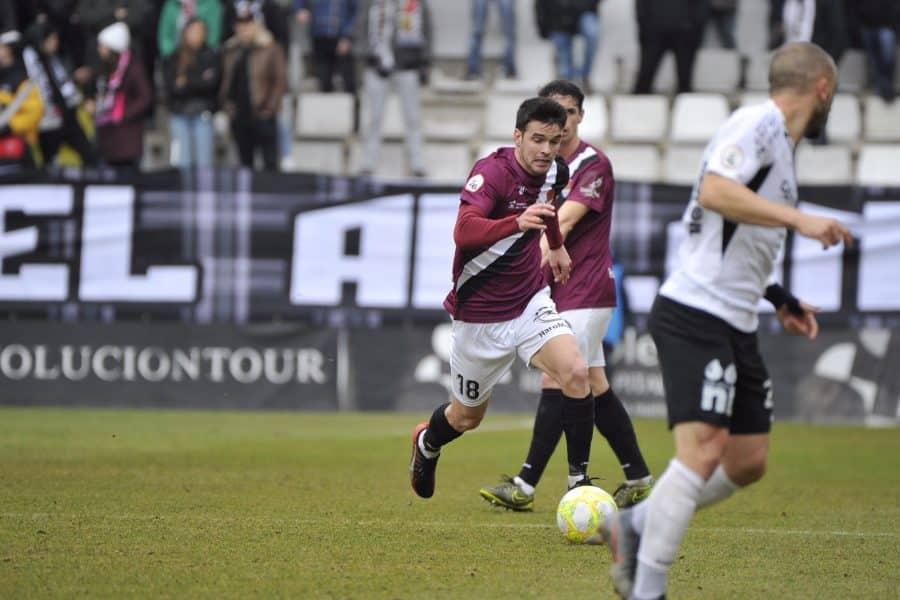 El Haro saca un valioso empate de Burgos 16