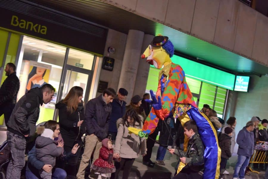 Haro se prepara para la noche más mágica del año 17