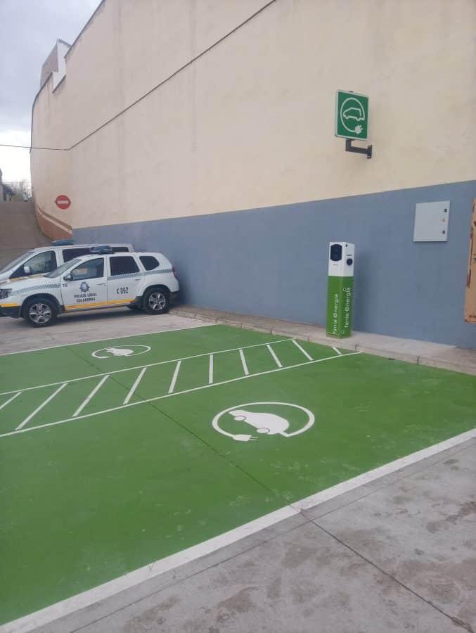 Haro, a la espera de la puesta en marcha de su nuevo punto de recarga de vehículos eléctricos 4