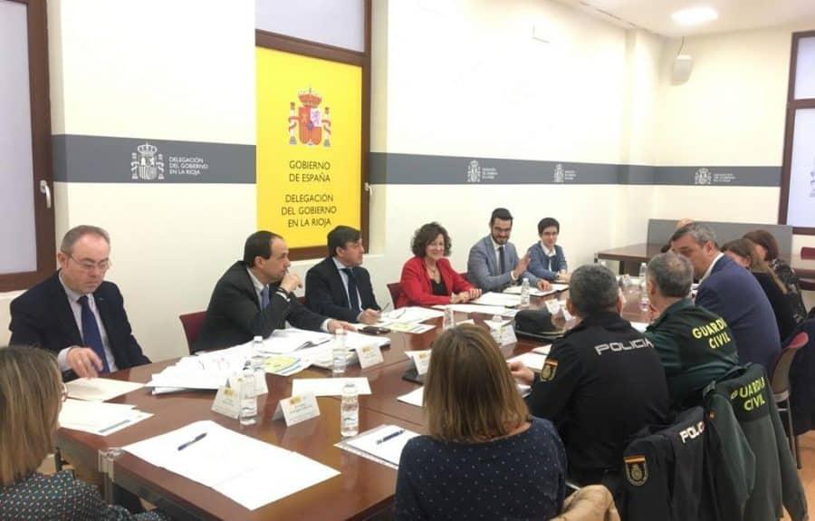 La Rioja y el Estado presentan un convenio para reforzar la lucha contra la violencia de género y proteger a sus víctimas 1