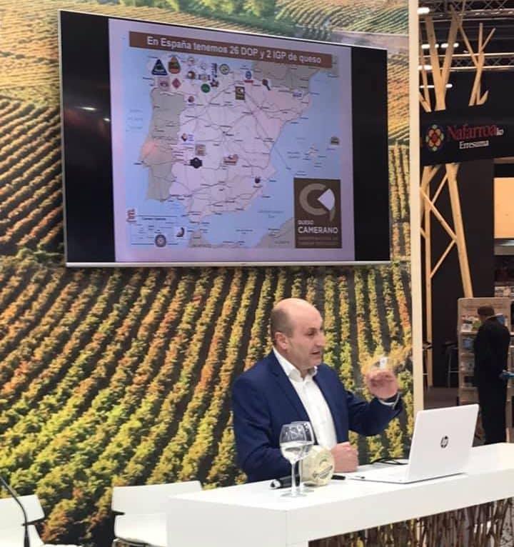 La Rioja exhibe su músculo enoturístico y gastronómico en Fitur 3
