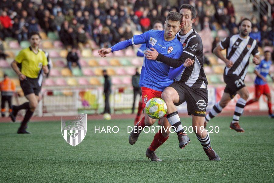 La UD Logroñés se lleva el derbi de El Mazo 5