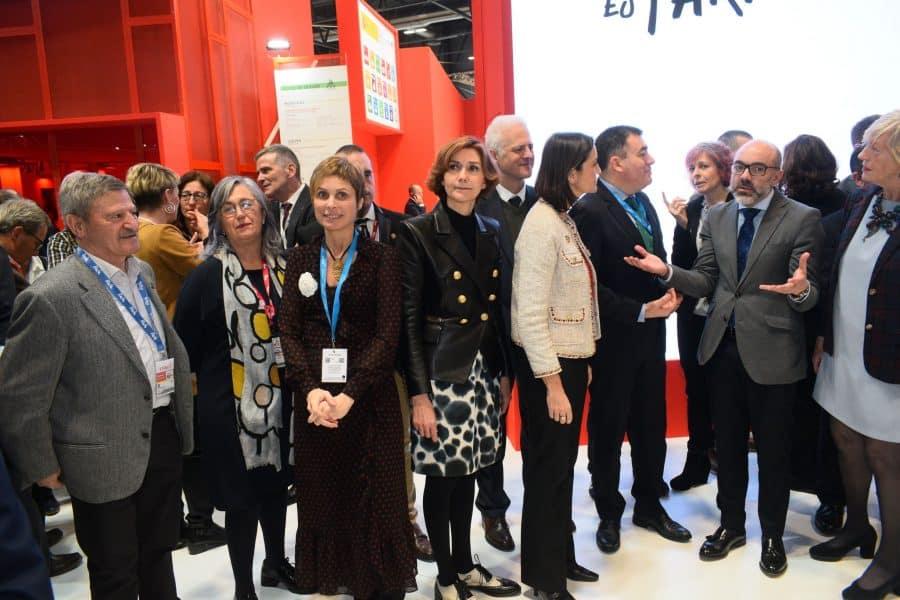 La Rioja exhibe su músculo enoturístico y gastronómico en Fitur 8