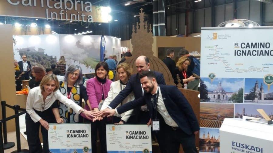 La Rioja exhibe su músculo enoturístico y gastronómico en Fitur 10