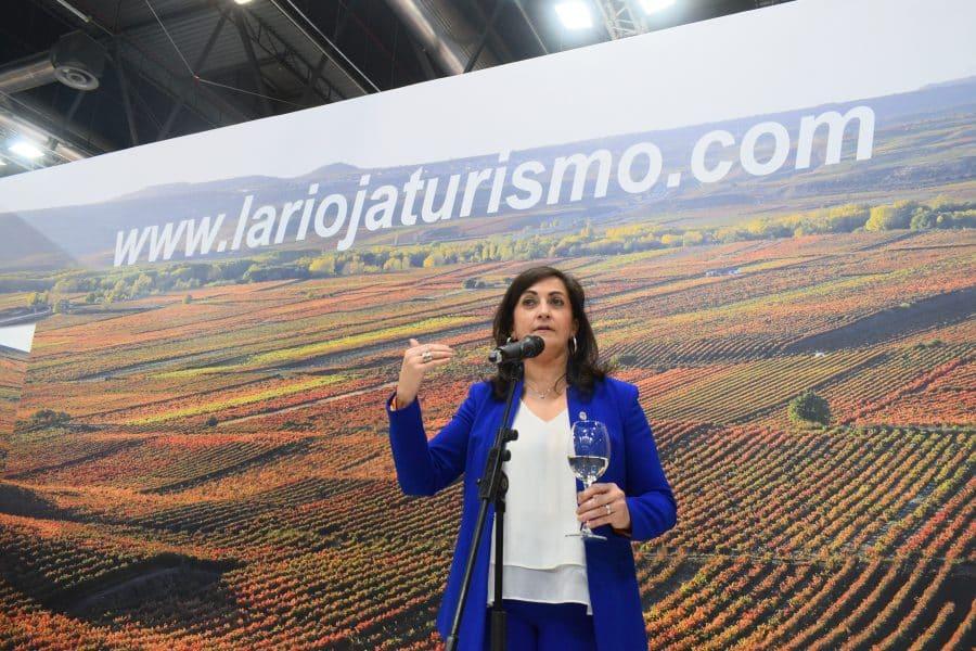 Maridaje entre cultura, vino y gastronomía en la primera jornada de La Rioja en Fitur 2020 5