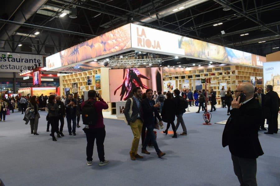 La Rioja exhibe su músculo enoturístico y gastronómico en Fitur 16