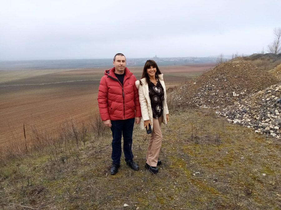 Zarratón inicia los contactos para hermanarse con la localidad argentina de Veinticinco de Mayo 5