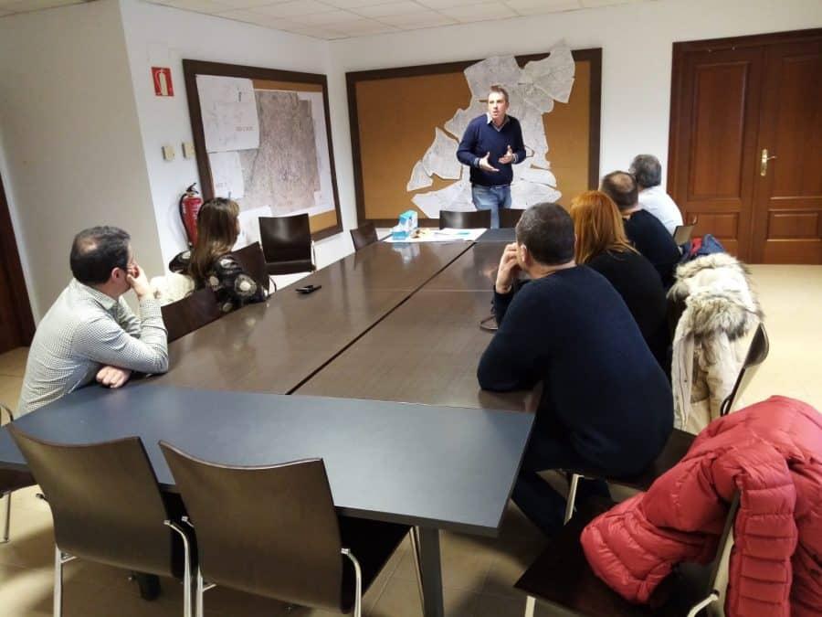 Zarratón inicia los contactos para hermanarse con la localidad argentina de Veinticinco de Mayo 3