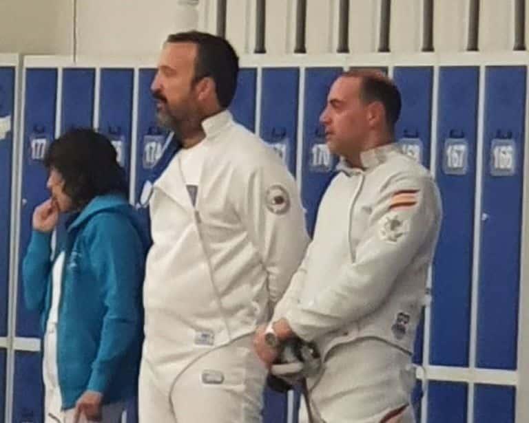 Cinco medallas para la Sala de Armas de Haro en el arranque de los Juegos Deportivos 1