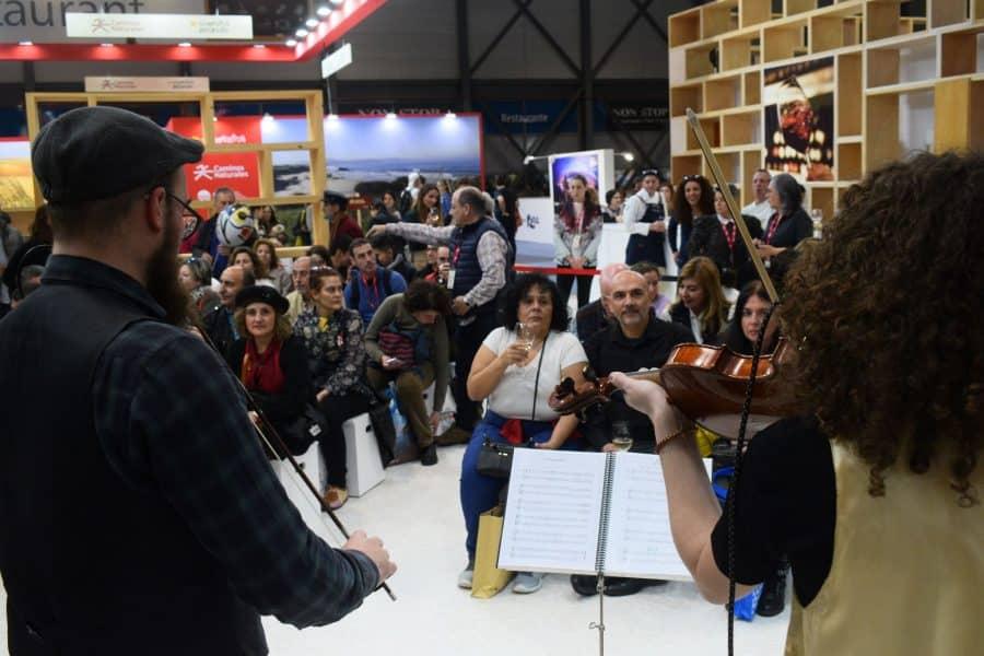 La Rioja da los primeros pasos en Fitur para convertirse en referencia mudial del entorismo 4