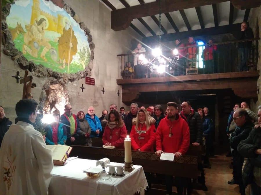 Haro cumple con la primera romería del año a San Felices 2