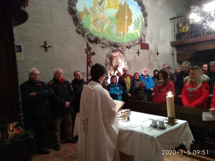 Haro cumple con la primera romería del año a San Felices 1
