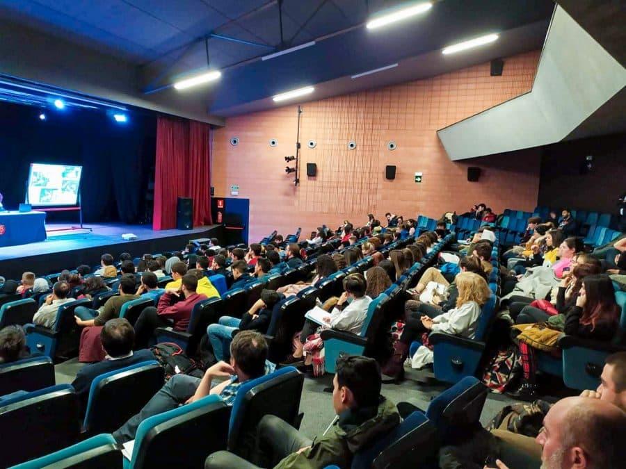 Más de 600 alumnos y profesores de FP  participan en las sesiones informativas de las Competiciones RiojaSkills 2020 1