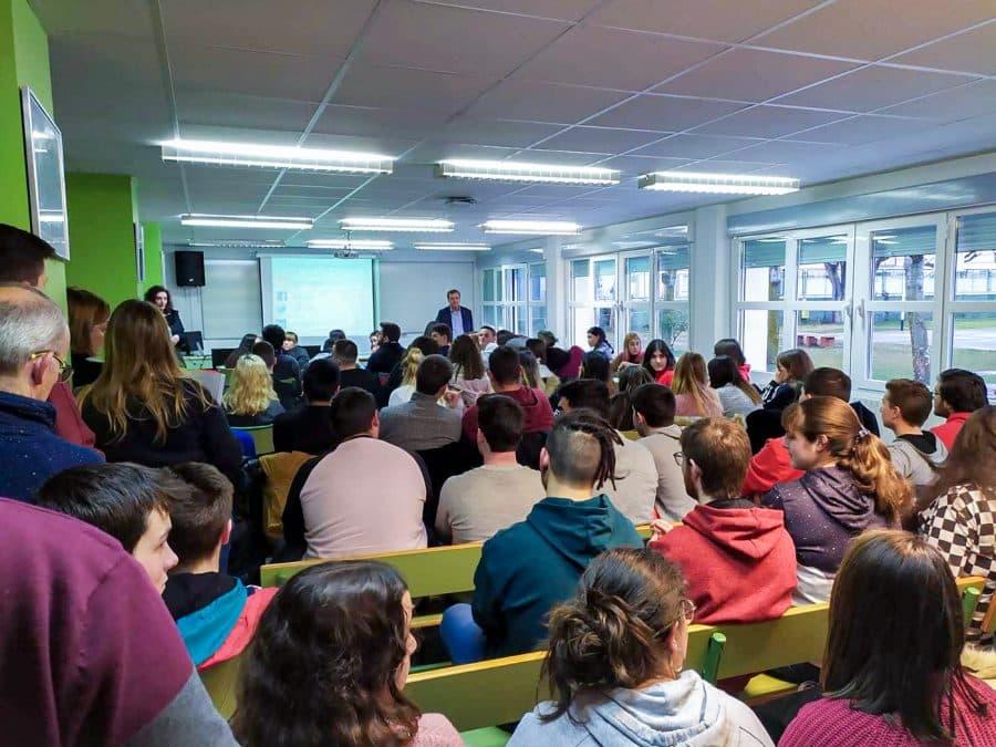 Más de 600 alumnos y profesores de FP  participan en las sesiones informativas de las Competiciones RiojaSkills 2020 2
