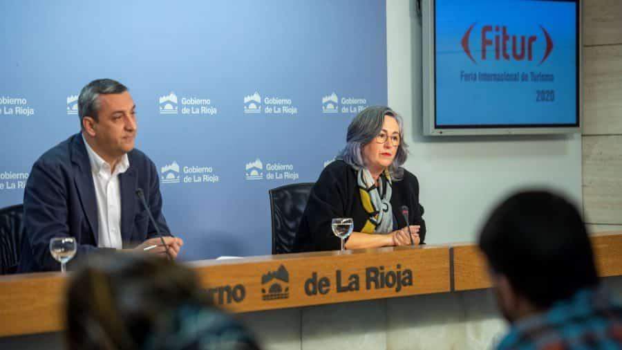El enoturismo y la gastronomía, principales bazas de La Rioja en Fitur 2020 1