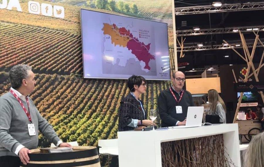 La Rioja exhibe su músculo enoturístico y gastronómico en Fitur 4