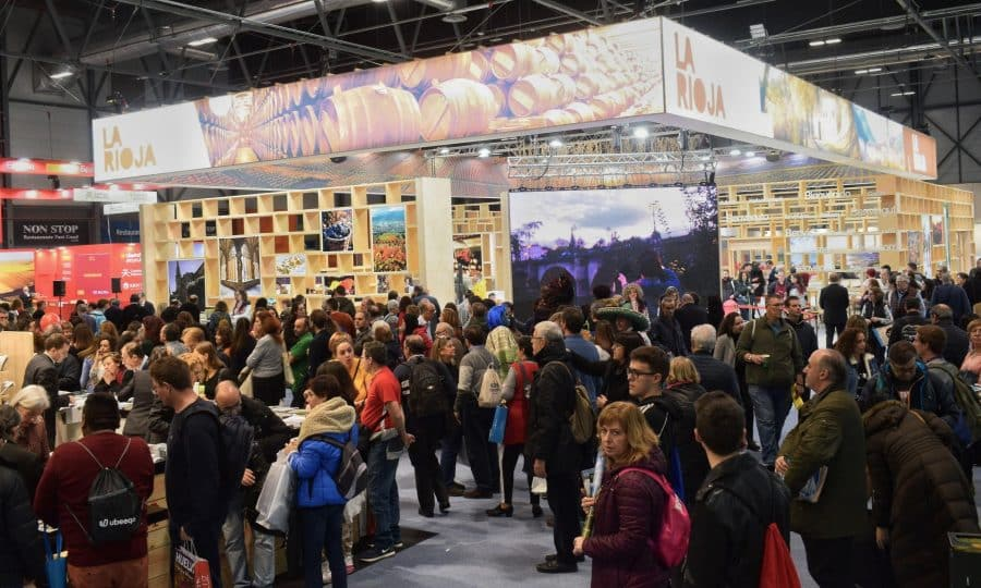 La Rioja da los primeros pasos en Fitur para convertirse en referencia mudial del entorismo 8