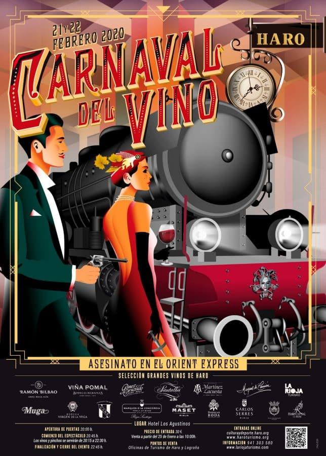 El Carnaval del Vino de Haro comienza este sábado la venta de entradas 1