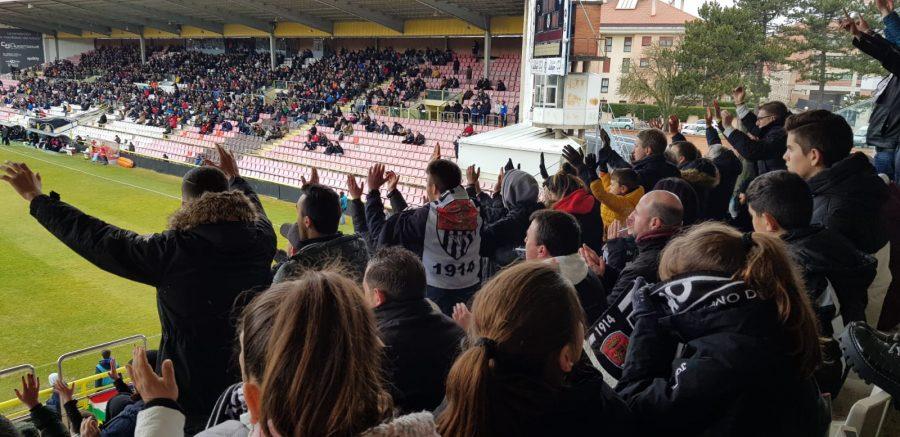 El Haro saca un valioso empate de Burgos 2