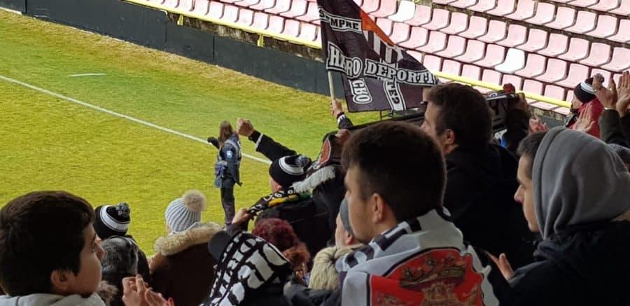 El Haro saca un valioso empate de Burgos 11