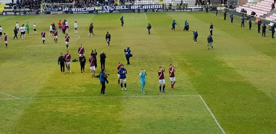 El Haro saca un valioso empate de Burgos 8