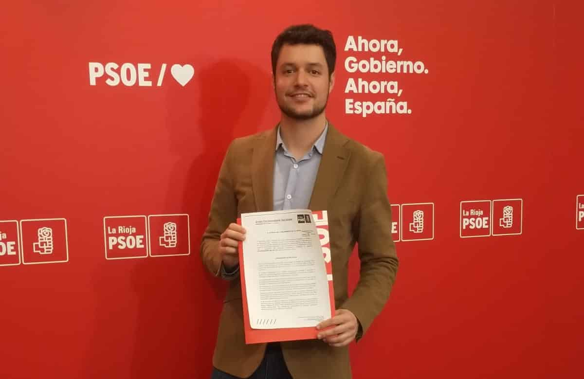"""El PSOE pedirá en el Parlamento que se apoye """"sin fisuras"""" a la DOCa Rioja 1"""