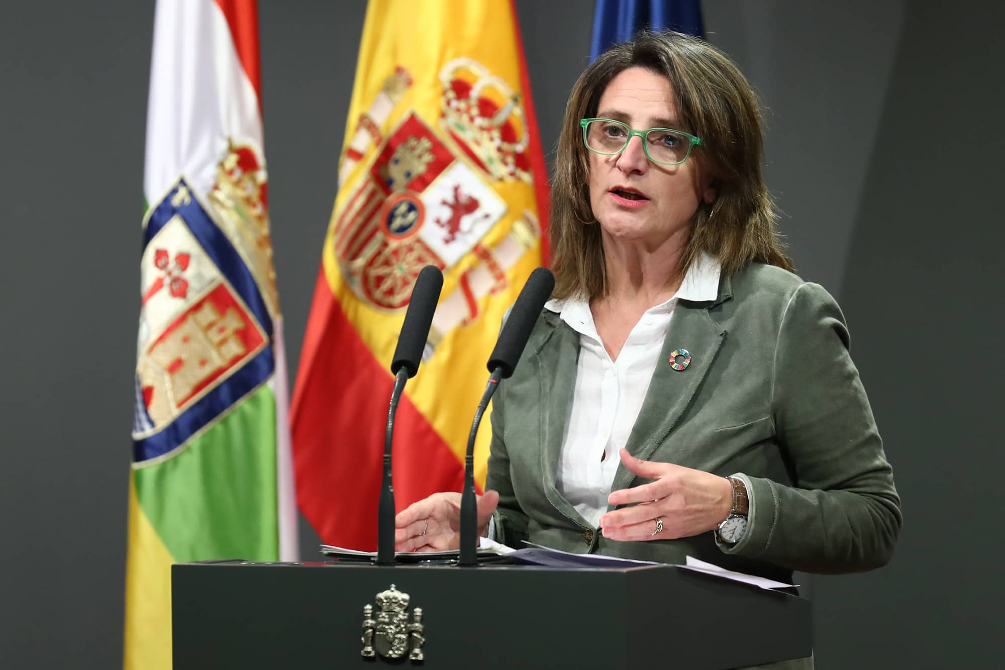 Sánchez preside en La Rioja la primera reunión de la Comisión Delegada para el Reto Demográfico 1