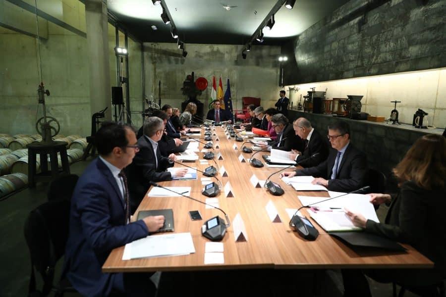 Sánchez preside en La Rioja la primera reunión de la Comisión Delegada para el Reto Demográfico 3