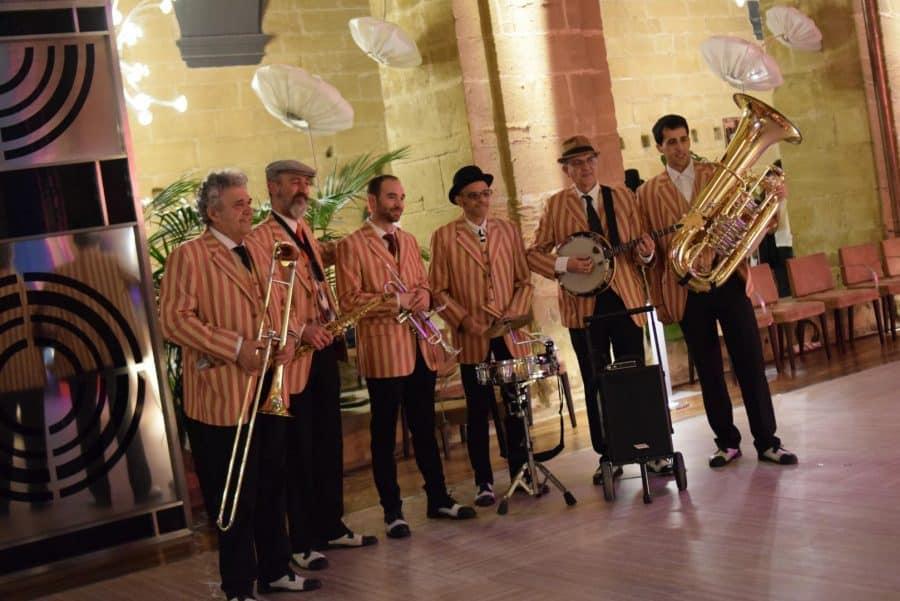 FOTOS: El Carnaval del Vino de Haro viajó en el Orient Express 14