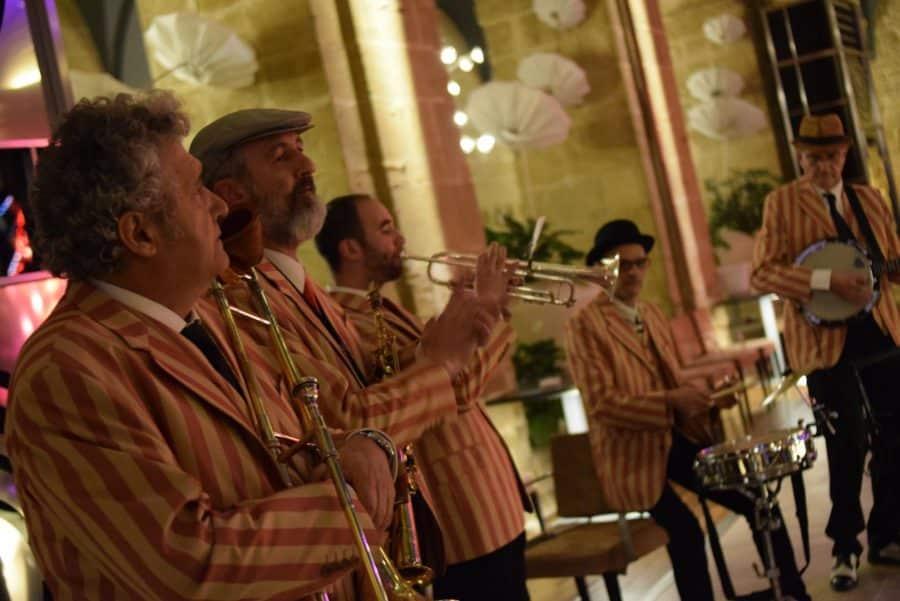 FOTOS: El Carnaval del Vino de Haro viajó en el Orient Express 17