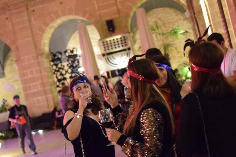 FOTOS: El Carnaval del Vino de Haro viajó en el Orient Express 18