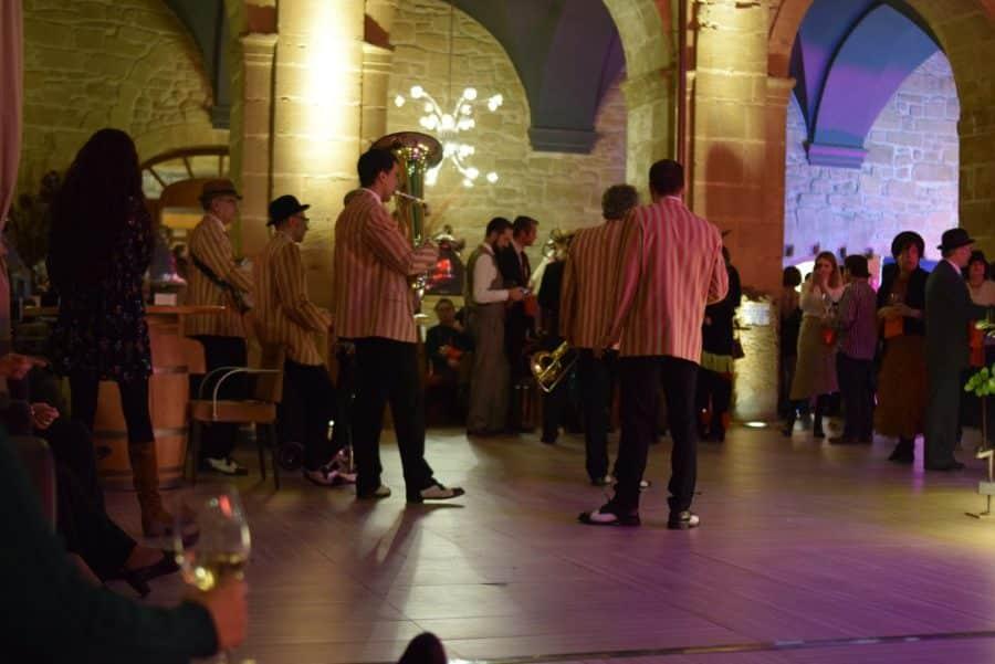 FOTOS: El Carnaval del Vino de Haro viajó en el Orient Express 23